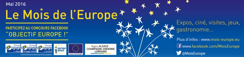 Fête de l'Europe au Centre équestre de la Contance (Laneuville à Remy - 52)