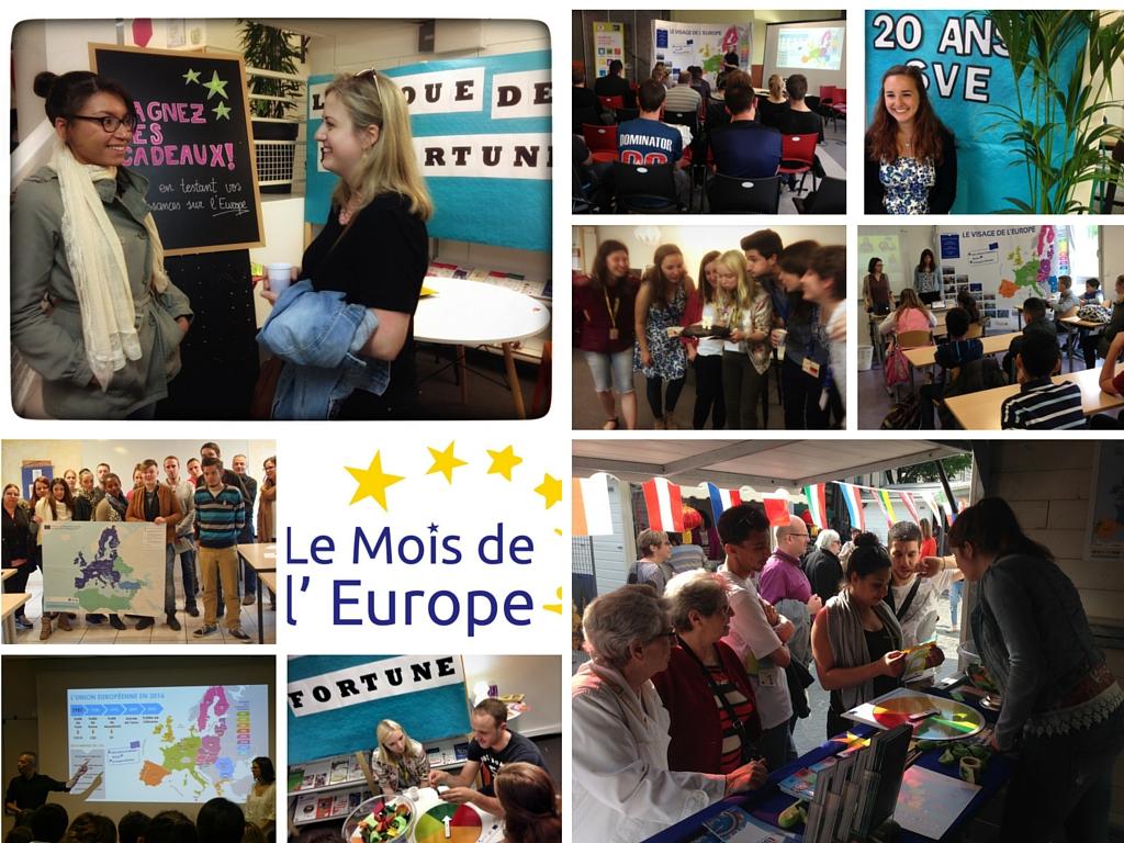 Le Mois de l'Europe 2016 en images
