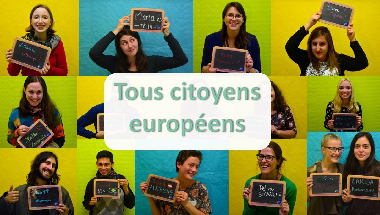 Tous citoyens européens