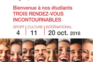 I love Reims Campus ! Journée internationale.