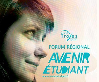 Forum avenir étudiant de Troyes - Pôle international