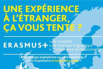 Erasmus+ : une expérience professionnelle à l'étranger pour les demandeurs d'emploi
