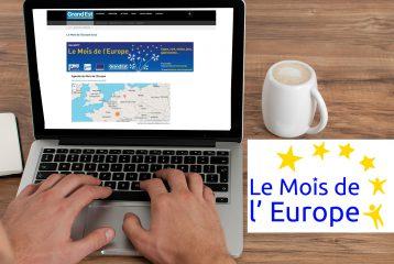 L'agenda des événements du Mois de l'Europe en Grand Est !