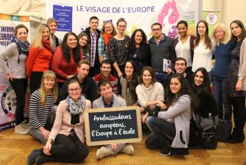 Ambassadeurs européens souffle ses 10 bougies!!!