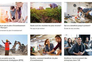 Plan d'investissement pour l'Europe: feu vert pour 4 projets en France