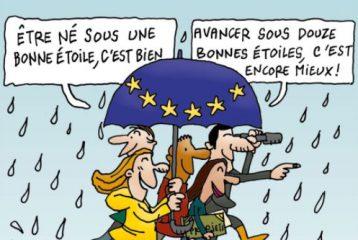 Ressources : édition spéciale européenne de L'ACTU (13-18 ans)