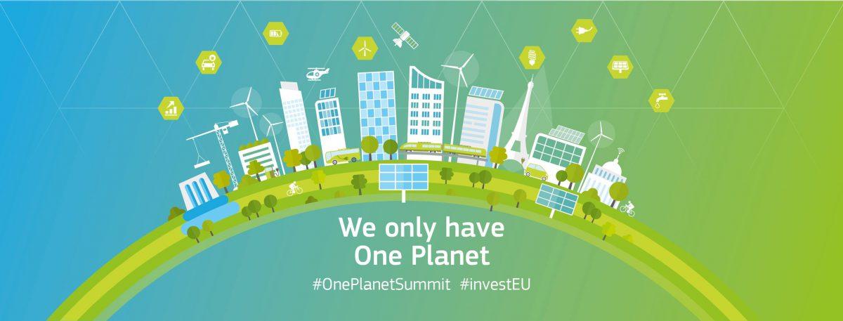 La Commission dévoile son plan d'action pour la planète