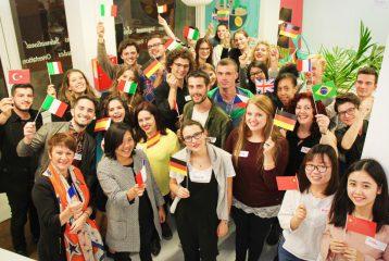 42 Ambassadeurs européens sur la route des lycées !