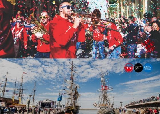 Les capitales européennes de la culture 2018 : Leeuwarden-Fryslân (Pays-Bas) et La Vallete (Malte)