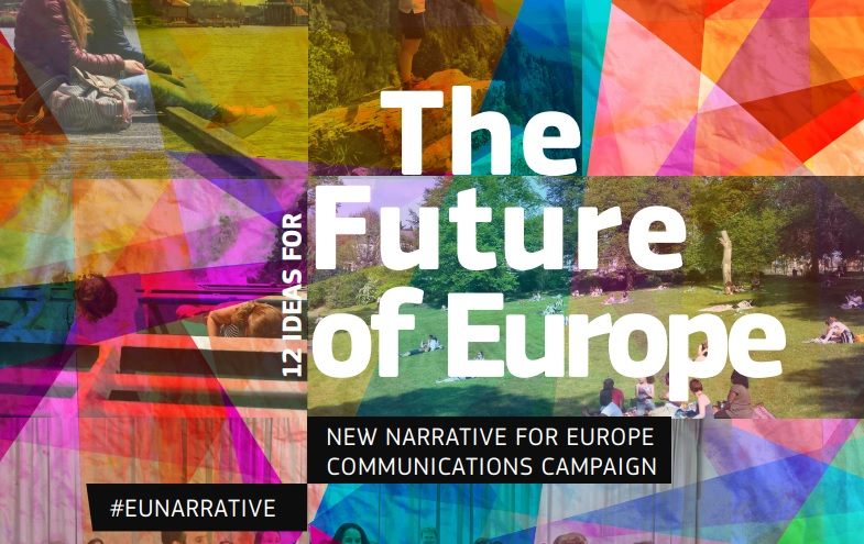 Les jeunes exposent leurs idées sur l'avenir de l'Europe