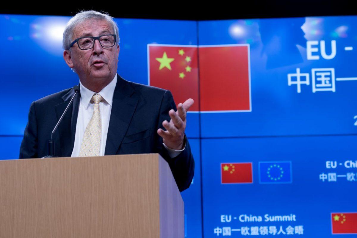 Lancement de l'Année du tourisme UE-Chine 2018