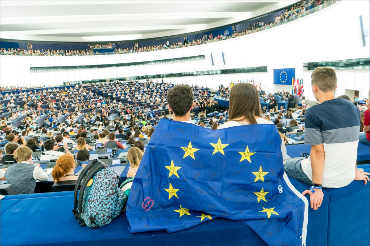 Visites du Parlement européen à Strasbourg pour les lycéens