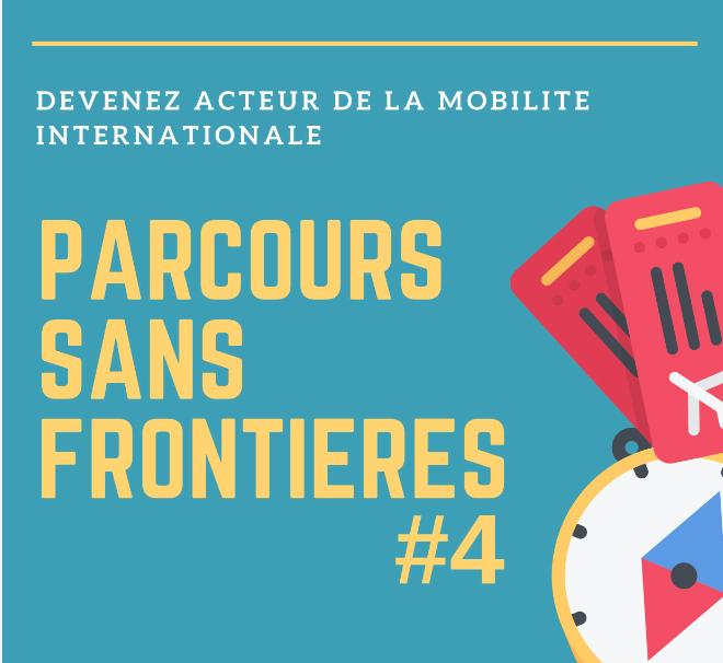 """Formation """"Parcours sans frontières"""" : des places disponibles !"""