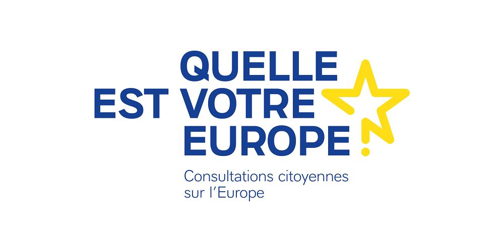 Premier bilan des Consultations citoyennes sur l'Europe