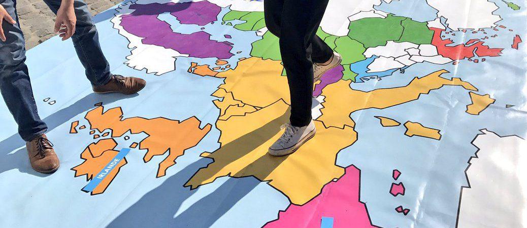 Explorons l'Europe (création CIIE Strasbourg)