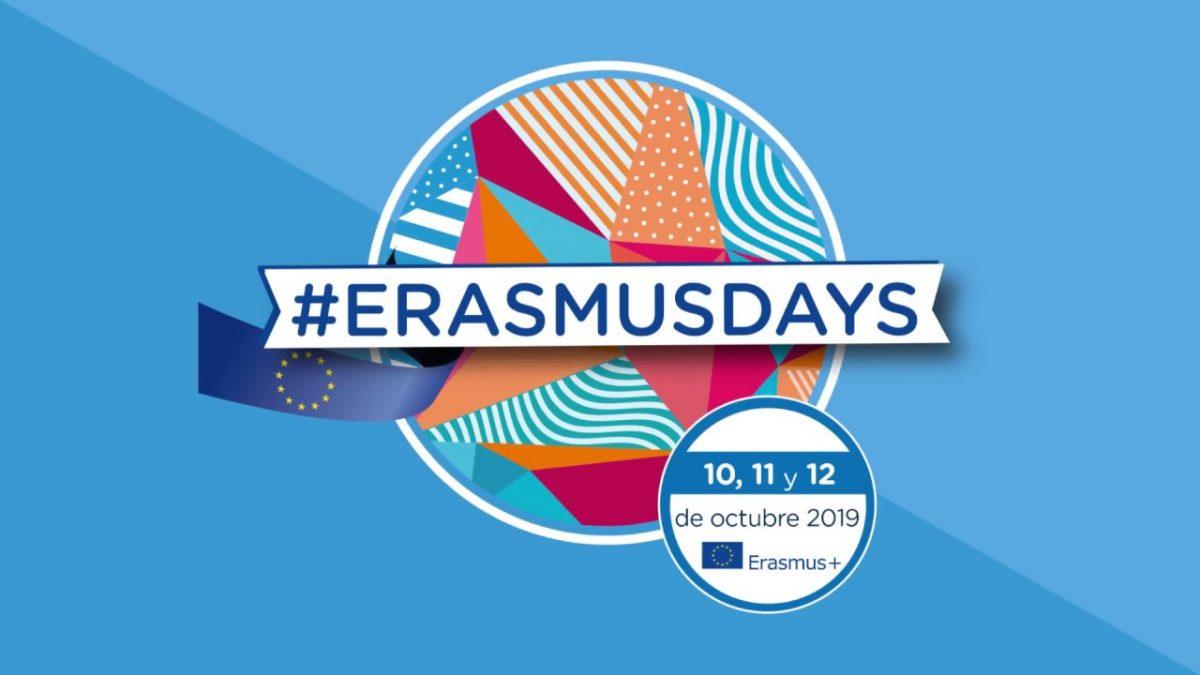 #Erasmusdays2019 : valorisez vos projets !