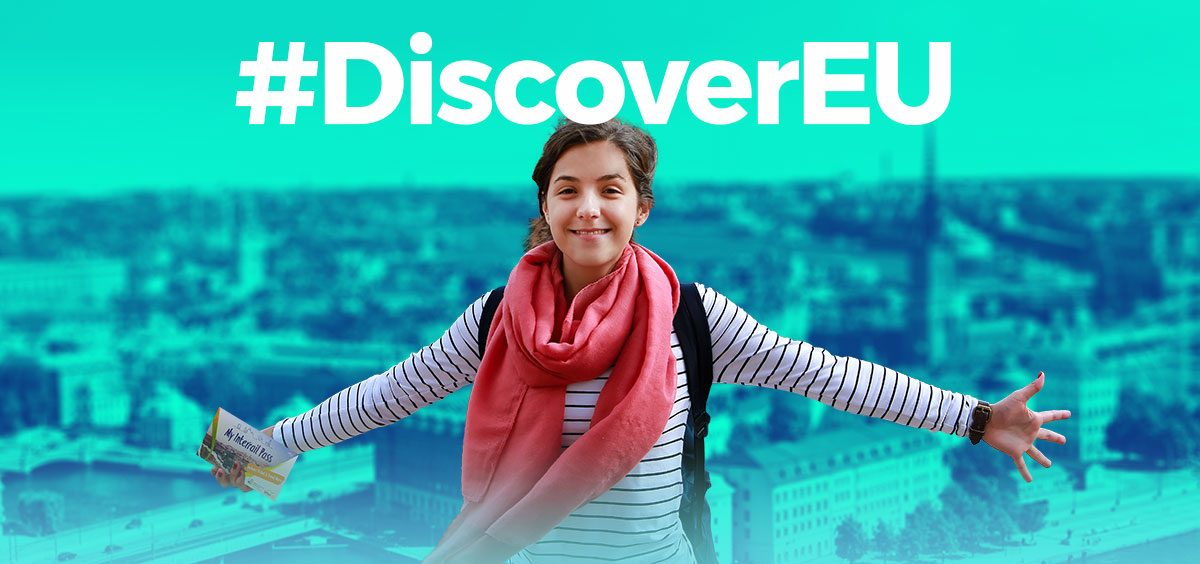 DiscoverEU : 20 000 jeunes supplémentaires ont la possibilité de découvrir l'Europe