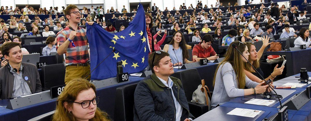 Lancement du concours Euroscola pour les lycéens