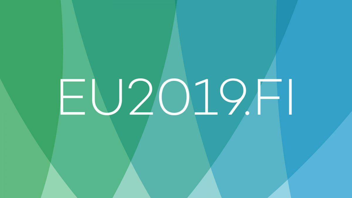 La Finlande à la tête de la présidence Conseil de l'UE !