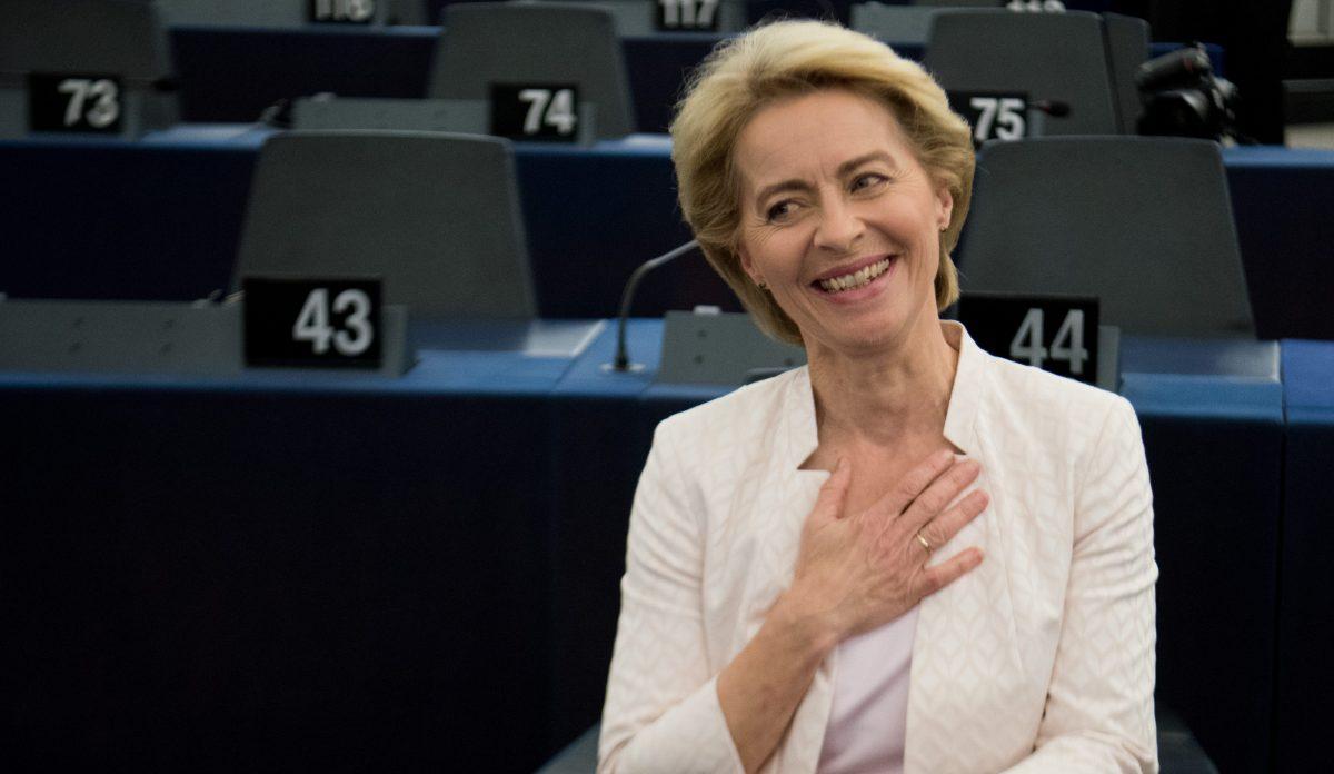 Quel est le programme de travail d'Ursula von der Leyen, présidente de la Commission européenne ?