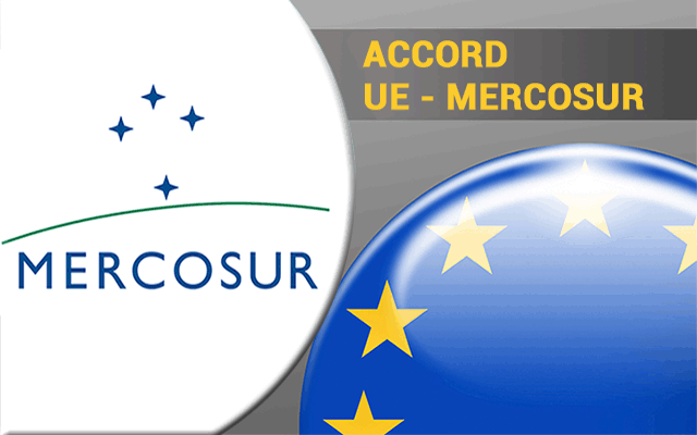 Accord commercial entre l'UE et le Mercosur