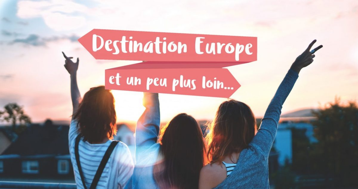 Destination Europe et un peu plus loin... au départ du Grand Est