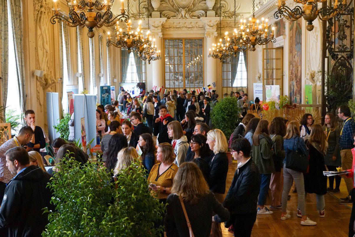Plus de 500 jeunes informés au Forum Time to move