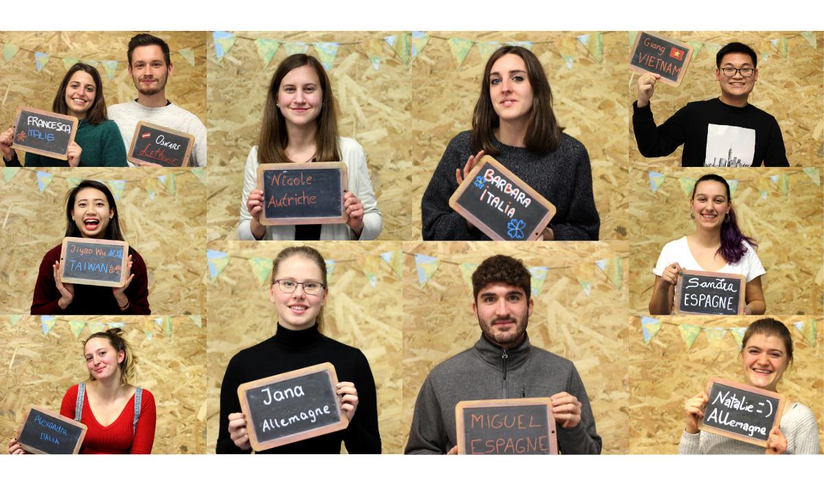 Ambassadeurs 2019, la campagne dans les lycées