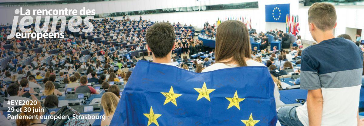 Inscrivez-vous à la rencontre des jeunes européens EYE2020 !
