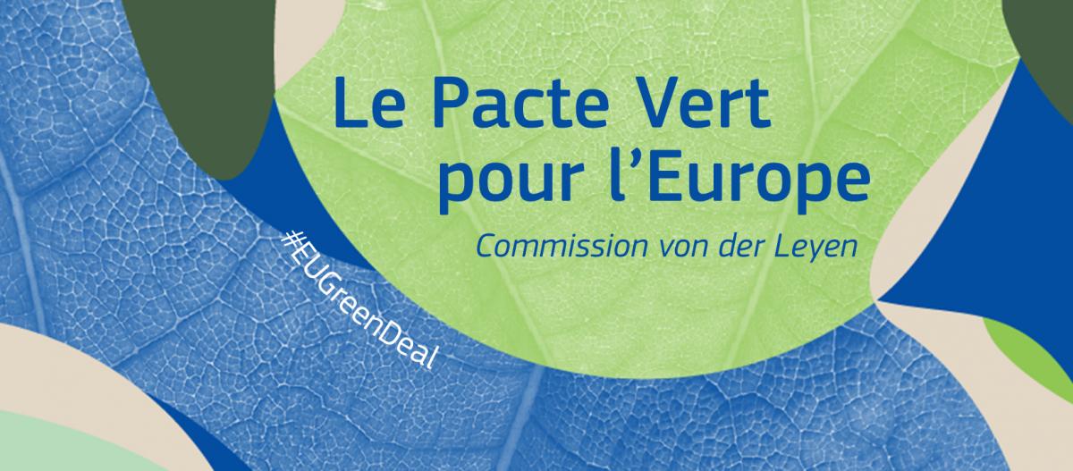 Le Pacte vert pour l'Europe d'Ursula von der Leyen en 5 points
