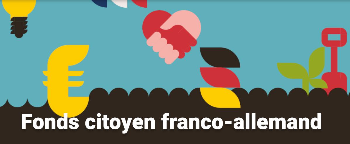 De nouveaux financements franco-allemands avec le Fonds citoyen