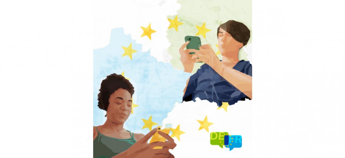 """""""Talking Europe"""" à l'heure franco-allemande"""