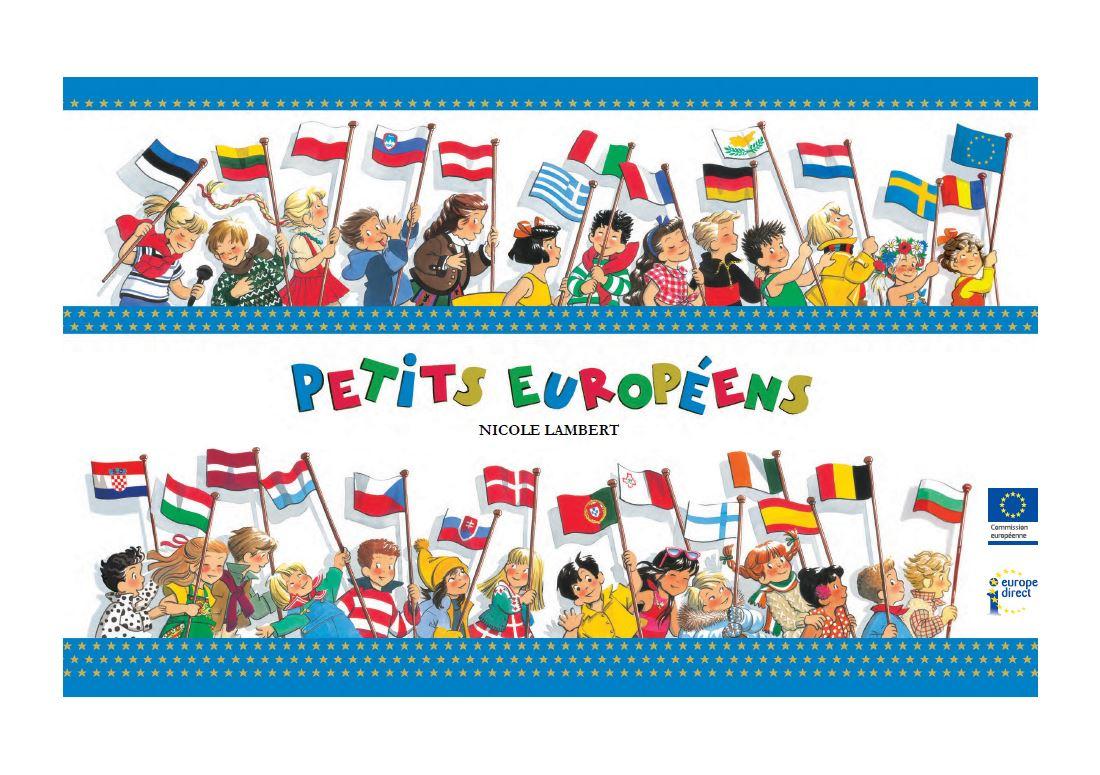 """""""Petits européens"""" : une nouvelle exposition pour les plus jeunes"""