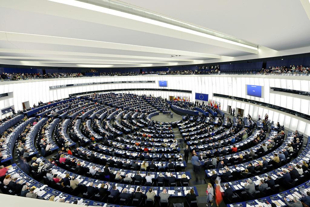 La plénière du Parlement européen des 5 au 8 octobre 2020