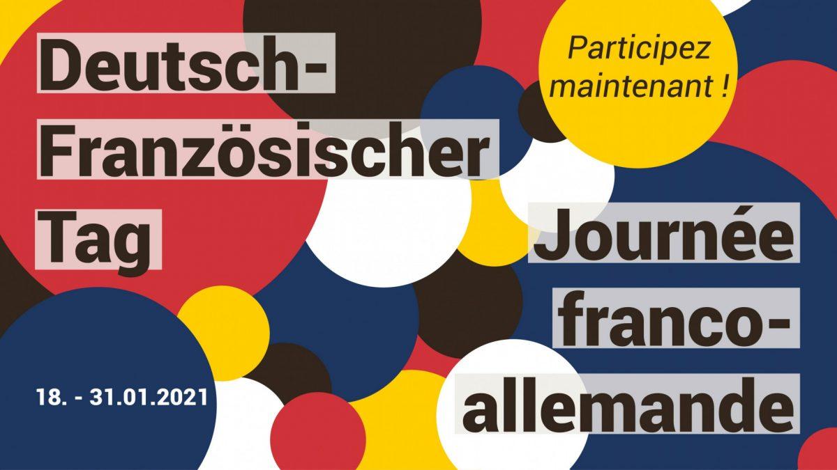 Participez à la Journée franco-allemande 2021
