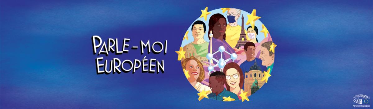 """""""Parle-moi européen"""" : le nouveau podcast qui décrypte l'UE"""""""