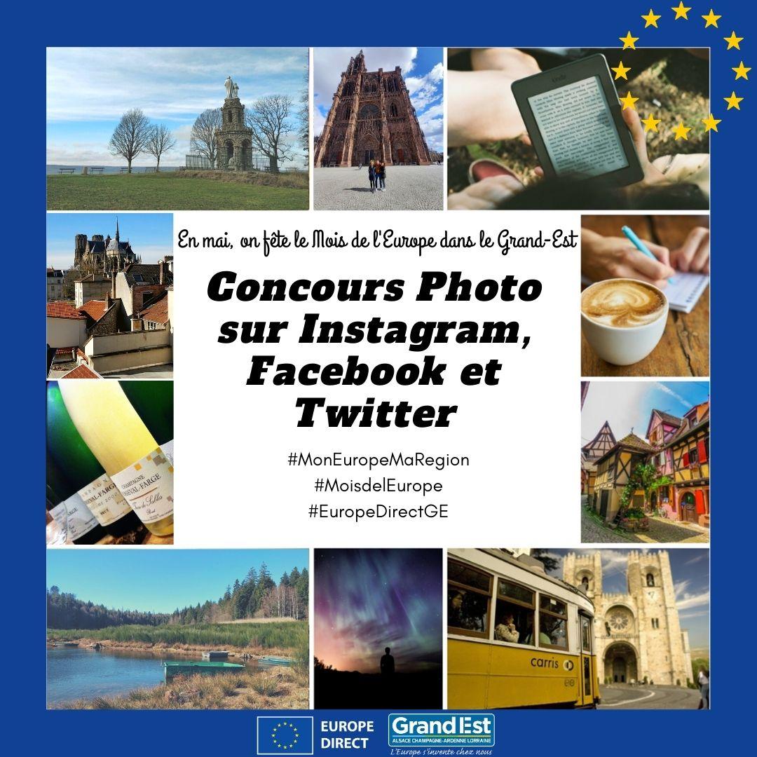 Participez au Concours Photos du Mois de l'Europe