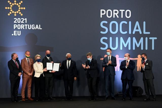 Emploi, formation, pauvreté : les grands objectifs des Vingt-Sept pour l'Europe sociale