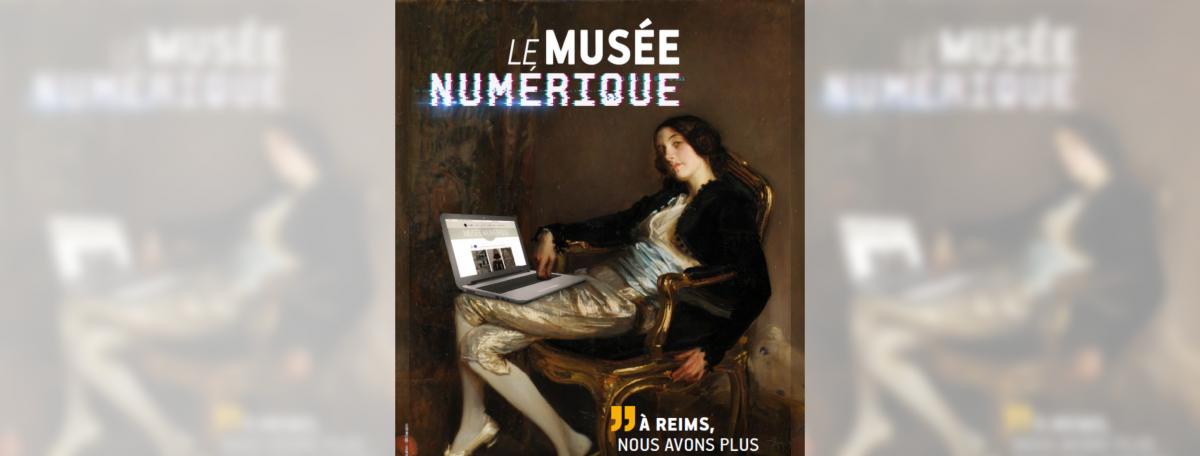 L'Europe soutient la digitalisation des musées de Reims