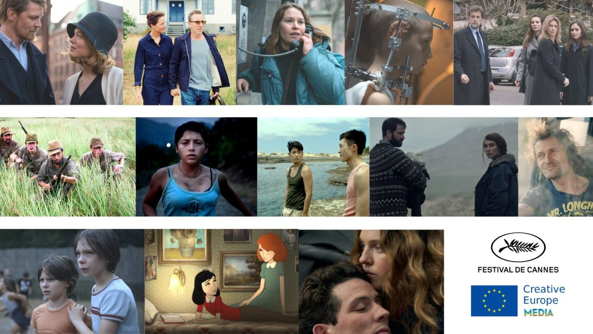 Festival de Cannes : 5 films primés cofinancés par l'UE
